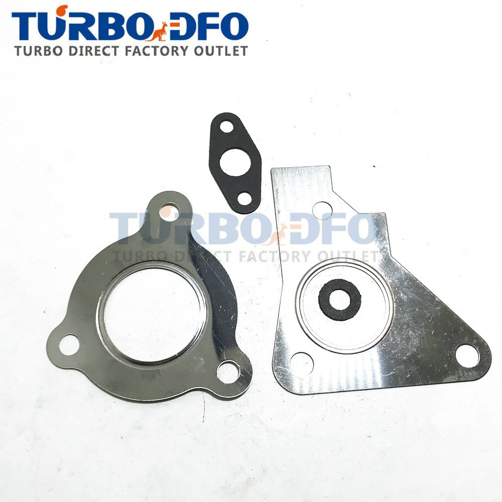 708639 Garrett GT17 Turbo charger gasket kit parts for Renault Megane Scenic II 1.9 dCi F9Q 88 Kw   120Hp GT1749V 708639 0008|Air Intakes| |  - title=