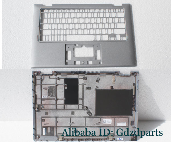 Original New For Dell Inspiron 11 3000 3147 P20T Series Plamrest + Bottom Base Case Cover 0D1WVJ 07W4K6