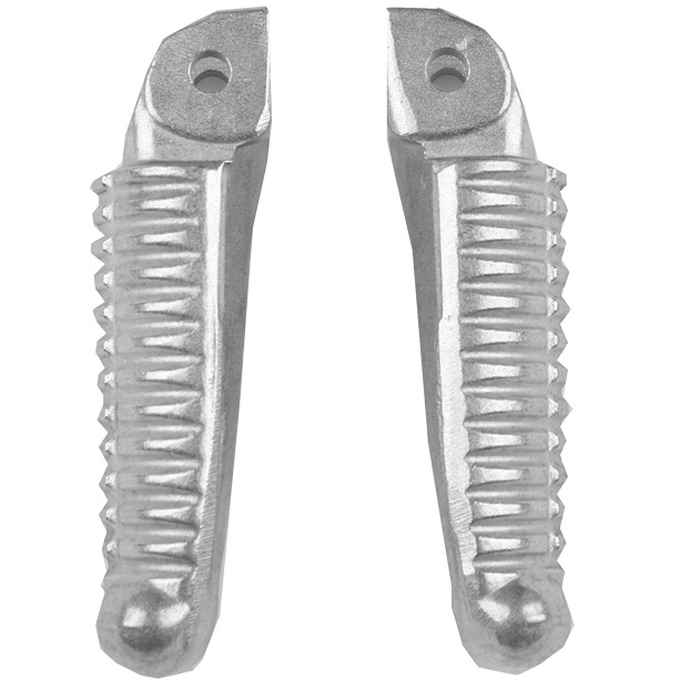 New Front Footrests Footpegs Foot pegs For DUCATI 848 1098 1198 1098S Aluminum 1set motorcycle rearset foot pegs footrest rear set for ducati 848 1098 1098s 1098r 1198 titanium wholesale d10