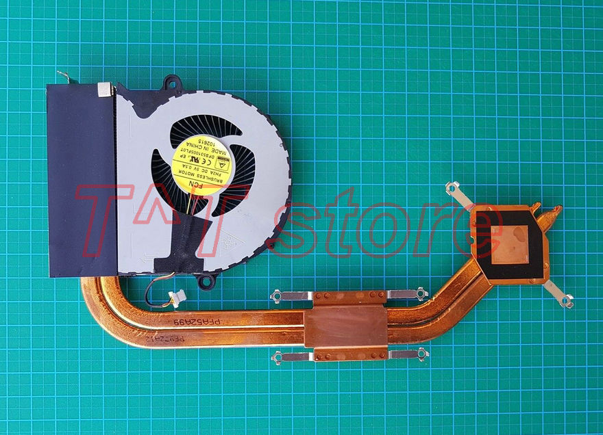 original for ACER V15 T5000 V5-591 CPU cooler cooling fan heatsink test good free shipping new original graphics card fan for acer veriton z291g cpu series free shipping