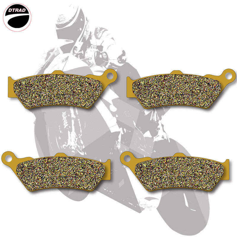Moto Brake Pads Front For DUCATI GT 1000/Touring/Sports Classic 992cc 07-10 Paul Smart 1 ...