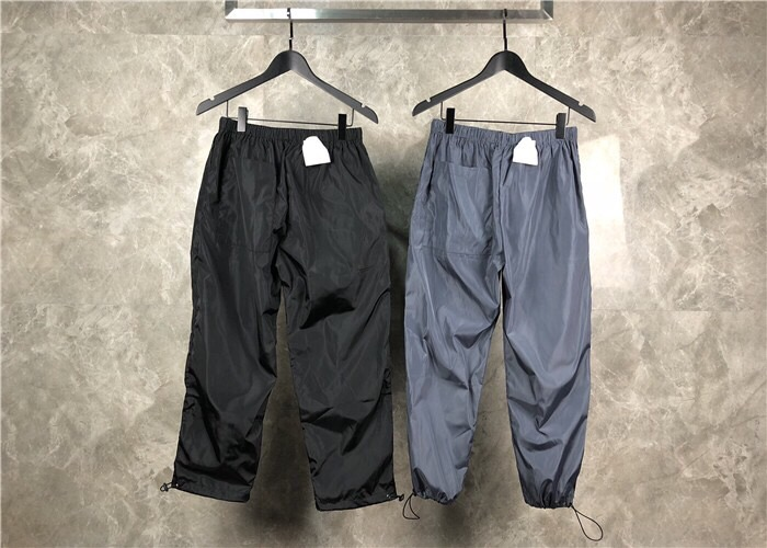 grey red sweatpants Pants Acw Hombres 2018fw hoodie2 cold Mujer Logo Impermeables Pants track Pants Hoodie black grey Streetwear Hoodie hoodie3 Jacket Hiphop black Impreso wall A Pantalones Hoodie Casual gFqxUR