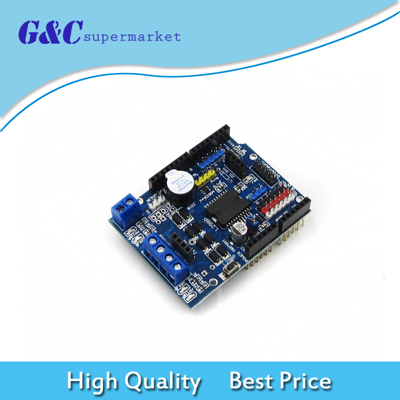 ♔ >> Fast delivery arduino dc motor shield in Boat Sport