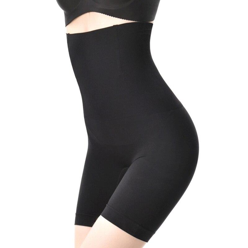 Hohe Taille Trainer Shaper Bauch Steuer Höschen Hüfte Butt Heber Körper Shaper Abnehmen Unterwäsche Modellierung Gurt Slip Panty
