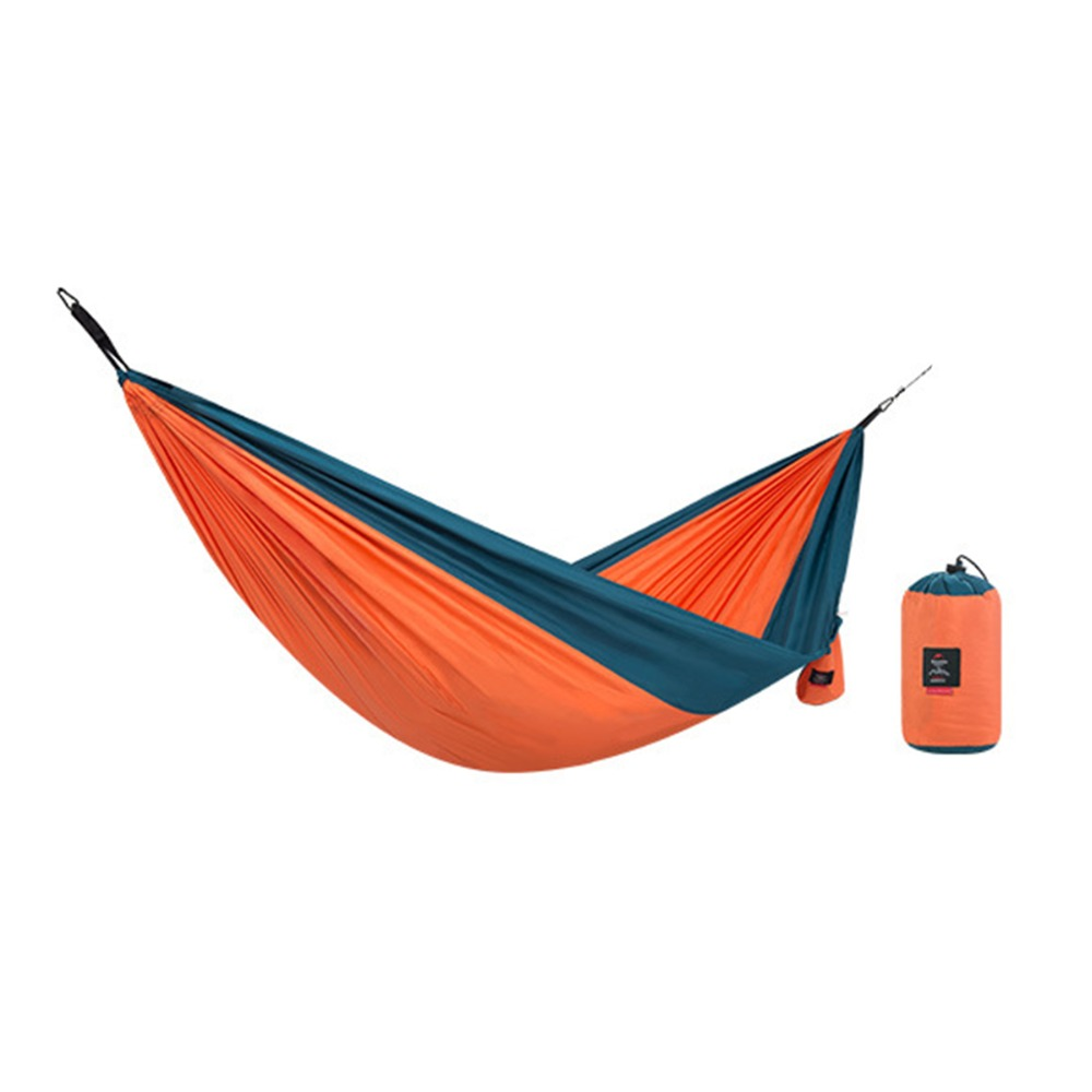 Image 2 - NatureHike Ultralight Hammock Outdoor Camping Hunting Hammock Portable Double person HAMMOCK NH17D012-in Outdoor Tools from Sports & Entertainment
