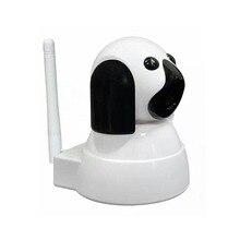 Собака Мини Видео Ip-камера WI-FI Home Baby Monitor 720 P Micro SD PTZ Аудио Беспроводной
