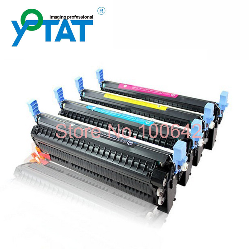 Color Toner Cartridge Q5950A Q5951A Q5952A Q5953A for HP Color LaserJet 4700,4700N,4700DN, 4700DTN,4730MFP,4730X MFP,4730XM MFP