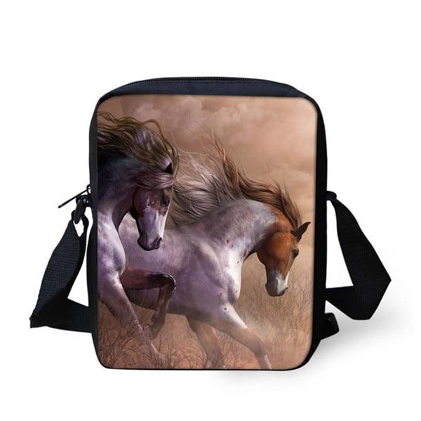 FORUDESIGNS/женская маленькая сумка через плечо с объемным рисунком собаки чихуахуа, модные женские сумки-мессенджеры, сумки через плечо - Цвет: C4032E