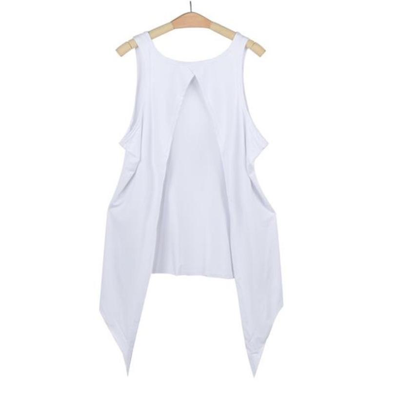 Summer Fashion Women Summer Vest Top Sleeveless Casual Tank Tops T-Shirt Mar 30