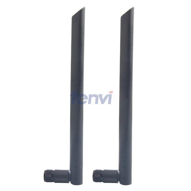 100 pièces double bande sans fil WiFi antenne RP-SMA + MHF4/IPX câble en queue de cochon pour Intel 9260NGW 9560NGW AX200NGW NGFF M.2 carte sans fil