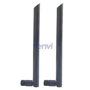 Новый двухдиапазонный 5dbi беспроводной WiFi антенна RP-SMA + MHF4/IPX кабель Pigtail для NGFF M.2 карты Intel AX200 9260 8265 3G/4G модуль