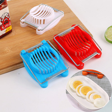 Creative egg slicer multi-function cut petals stainless steel wire beater kitchen accessories cooking tools