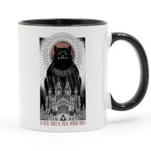 THE MASTER AND MARGARITA Katze Meister Stranger Things Coffee Mug Creative Gifts 11oz GA1547 bulgakov m master and margarita