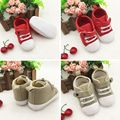 Toddler Infants Cute Baby Boy Girl Soft Sole Crib Shoes Sneaker 0-3Y