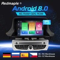 Ips экран Android 8,0 dvd плеер автомобиля gps навигация Мультимедиа Стерео для Renault Megane 3 Fluence 2009 2015 Авто Радио Аудио