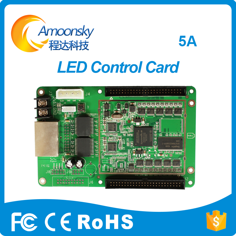LED Drive Board Colorlight 5A LED Sign Receiver Match With LED Adapter Board Hub08 Hub12  Hub40 Hub41 Hub75 LED Receiving CardLED Drive Board Colorlight 5A LED Sign Receiver Match With LED Adapter Board Hub08 Hub12  Hub40 Hub41 Hub75 LED Receiving Card