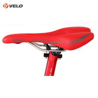 CLEARANCE SALE MTB Road Bike Saddle Red White Brand Bicycle Saddle Seat Comfortable Hollow Cycling Bike