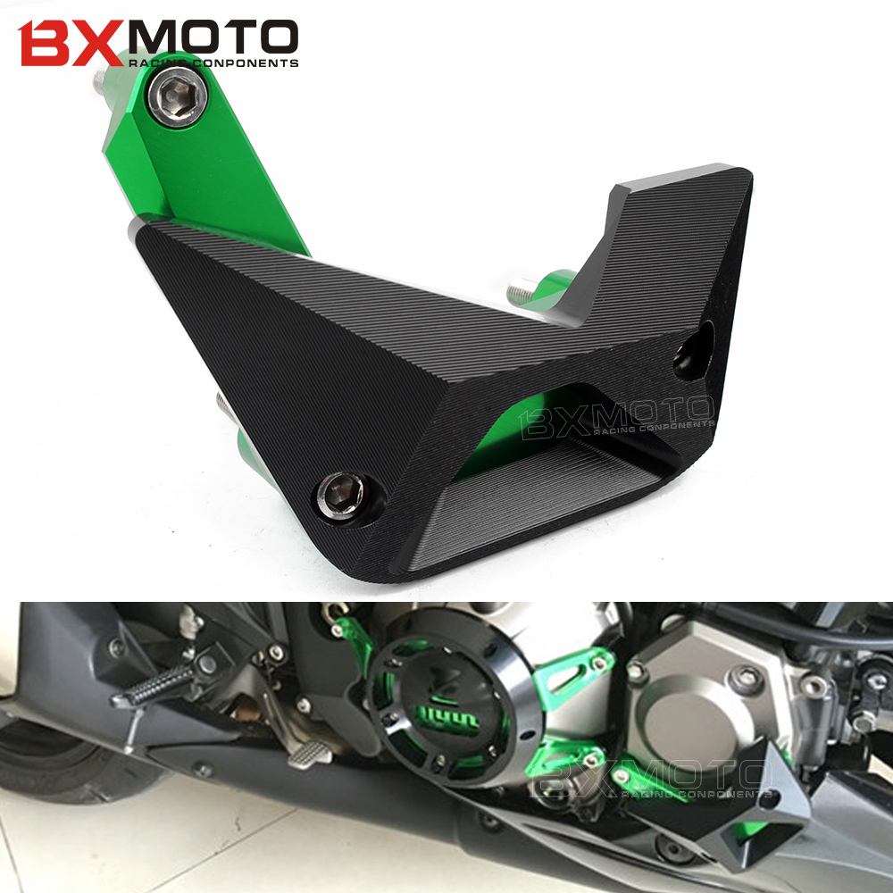Motorcycle Engine guard Frame Slider Anti Crash pad Protector cover For Kawasaki Z1000 Z1000SX 2010-2016 Falling Protection for honda cbr 1000rr cbr1000rr 2008 2009 2010 2011 gold motorcycle frame slider crash protector bobbins falling protection