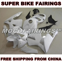 Motorcycle Unpainted ABS Fairing Kit For Honda CBR600RR 2005 2006 Fairings Front Nose Kits Bodywork Pieces