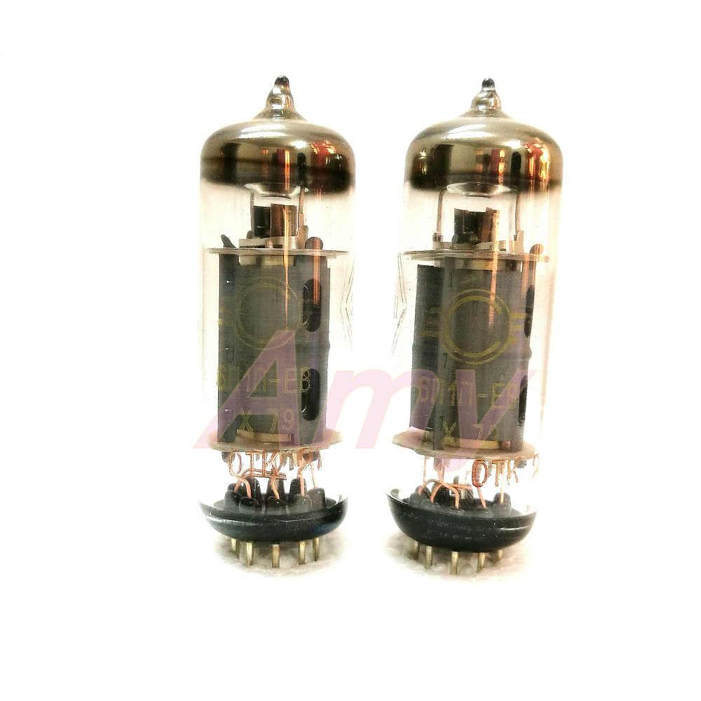 ソ連 6n1n-EB ゴールドアップグレード 6P1 長寿命、高信頼性、新オリジナル包装