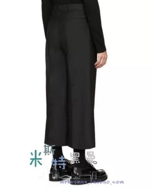 Flojos Samurai Tamaño Black Minutos Anchas Los Más Rectos 27 46 8 Del Ropa Pantalones Patas Calientes Trajes De Hombres Nueva 6Hq4wqUO