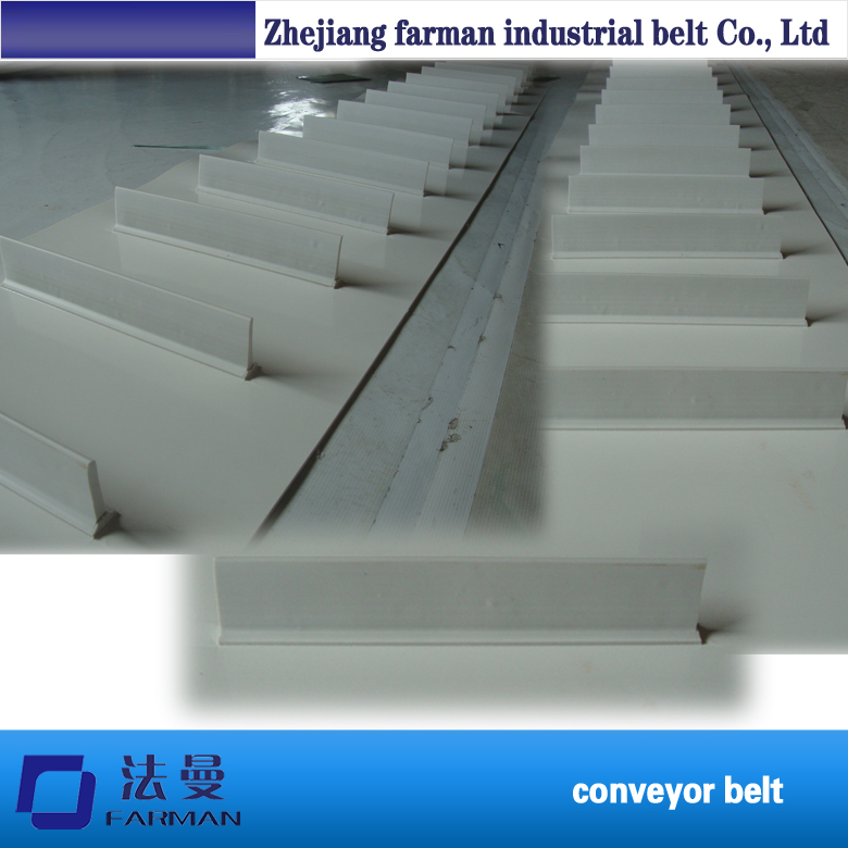 White food grade PVC/PU Conveyor Belt for light industry customized blue pvc conveyor belt for food industry