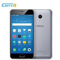 Original Meizu M5s 3GB 16GB Mobile Phone Android MTK Octa Core 5 2 3000mAh Cellular Fingerprint