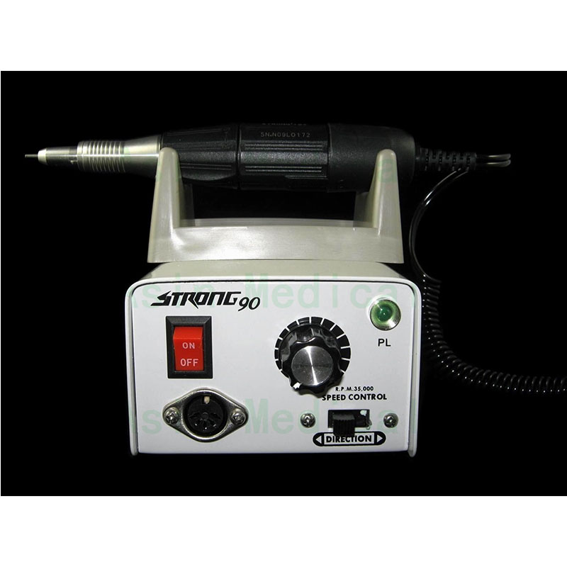SAESHIN Dental Carving Strong Micro Motor Micromotor with 90 102 Polishing Handpiece original from Korea olympus cu453500 camera motor drive micromotor