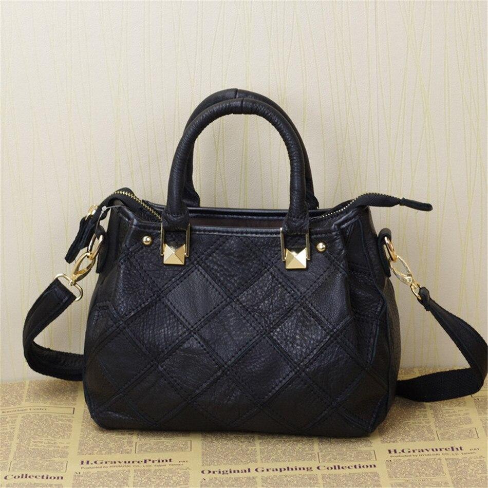 Caerlif woman handbags Genuine Leather Messenger Crossbody Bags ladies sac a main femme de marque luxe cuir 2017 Shoulder Bags стоимость