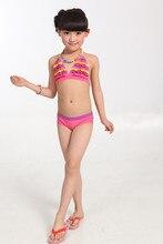 Bikin Girls frozen swimsuit