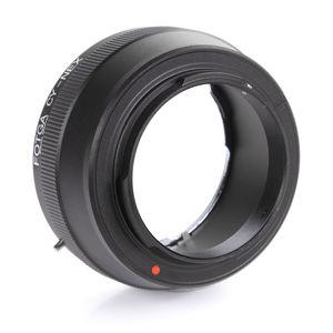 Image 4 - FOTGA עדשת מתאם טבעת עבור Contax Yashica CY כדי Sony E הר A7III A9 NEX 7 NEX 3 NEX 5T/5 NEX 6 מצלמות