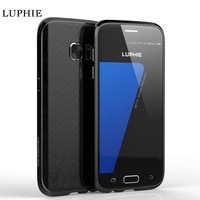 For Samsung Galaxy S7 Case Ultra Thin Slim Bumper Cover Aluminium Frame Shockproof Luxury Protective For