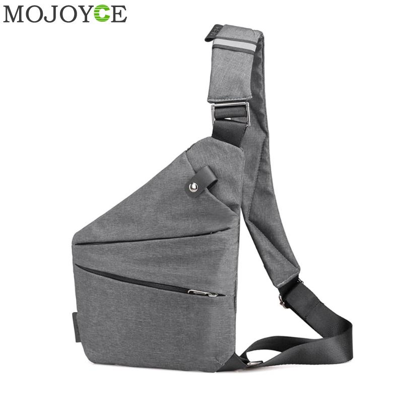 Men Canvas Chest Bag Anti-Theft Men's Messenger Bags Casual Crossbody Bag Male Waist Pack Sling Single Shoulder Bags Daypacks slim men s bag male bags for men handbags waist bag canvas men messenger bags men crossbody shoulder phone pocket chest pack