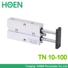 TDA10-100 cylinder TDA10*100 double rod cylinder TN10-100 pneumatic components TN10*100 cylinder tn10-100 TN 10*100