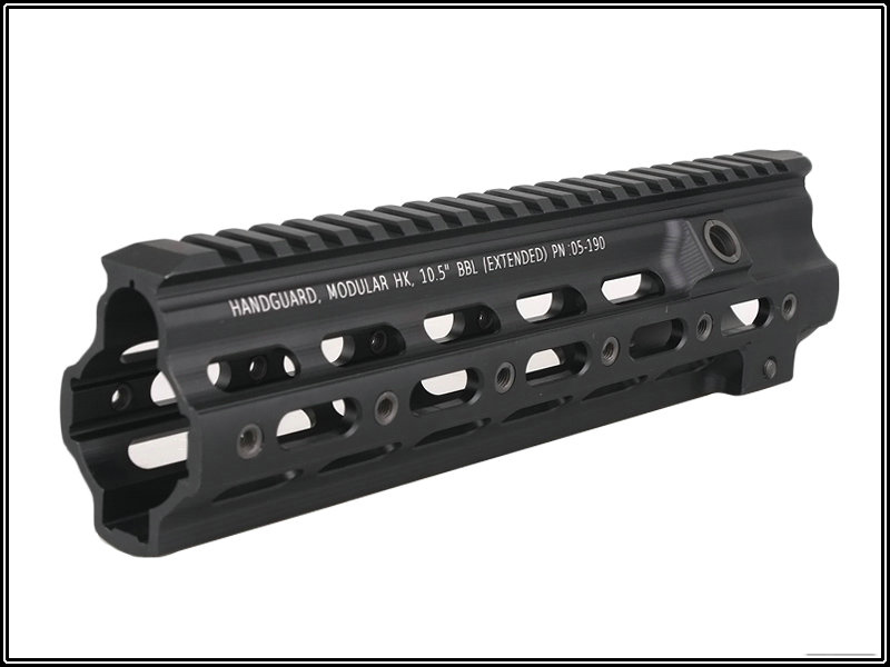 Uniontac SMR Rail G Style 10.5 Inch For  HK416