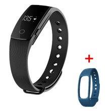 Smartband ID107 Bluetooth Pulsera Pulsómetro Gimnasio Flex Pulsera para  Android iOS PK xiomi mi Banda 2 c10d1eae5d3