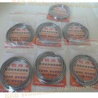 2 ミリメートル * 3 メートル銅アルミフラックス芯溶接ワイヤー低温銅アルミ溶接棒のためのコンディショナー冷蔵庫