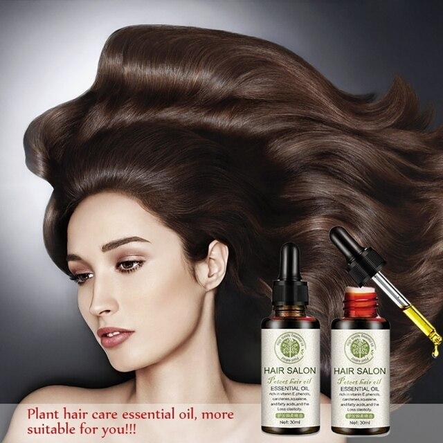 Cura dei capelli e Protegge I Capelli di Riparazione e del Cuoio Capelluto Trattamento di olio di Cocco Secchi Danneggiati Maschera Per Capelli per Umidità Trucco 3