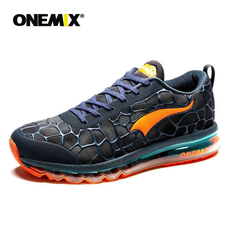 ONEMIX 2016 running shoes for man cushion sneaker original zapatillas deportivas hombre male athletic outdoor sport shoes men