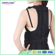 Free shipping Women Adjustable Therapy Back Support Braces Belt Band Posture Shoulder Corrector for Fashion Health