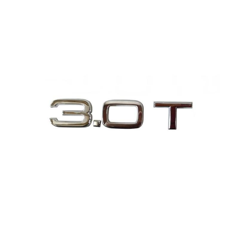 Logo emblému s logem ABS 3.0T 100 ks / šarže