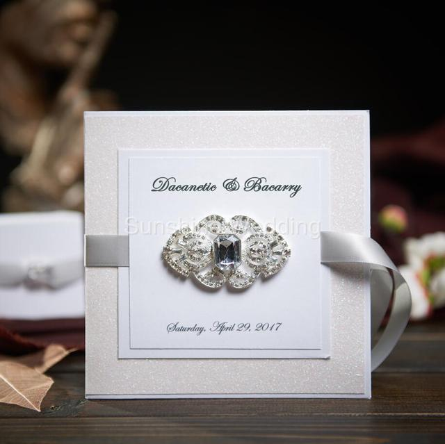 Luxury wedding invitations card with buckle elegant birthday and luxury wedding invitations card with buckle elegant birthday and graduation invitations cards set with rsvp and filmwisefo