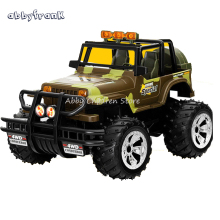 Abbyfrank RC Car 1/14 Scale Control Remote Car 2WD Buggy Electric Rock Racer Desert Off-Road Truck Baja 2.4GHz Radio Control RTR