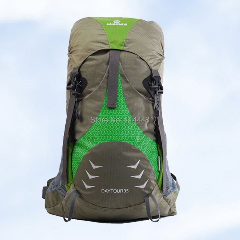 Mountaineering bag outdoor hiking travel backpack ultra-light 30l waterproof - Fanmao Bags CO.,LTD store