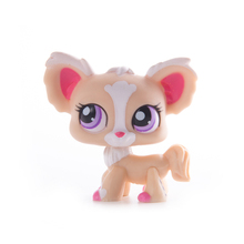 Lps old collection Pet Shop Lps cat Toys free shipping Short Hair Cat Action Standing Figure Cosplay Toys Children Best Gift new pet genuine original lps 2341 green eye sparkle glitter fox cat toys