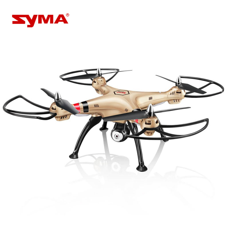 Drone with WIFI Camera Syma X8HW FPV 2.4Ghz 6 Axis Gyro RC Quadcopter Drone with Real-Time Transmission Control RC Helicopter new original jjrc h6w 2 4g 4ch 6 axis gyro rc fpv quadcopter real time transmission rc wifi drone with 2 0mp hd camera