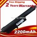 100% nueva 33wh 11.25 v batería batería del ordenador portátil para asus vivobook x200ca f200ca a31n1302 a31lm9h