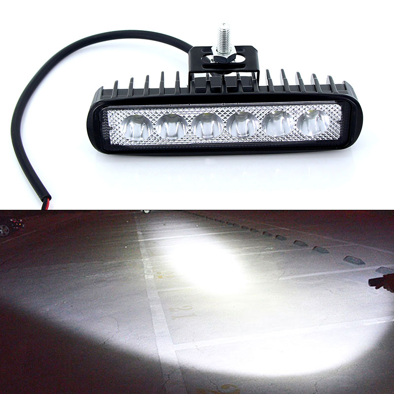 cheapest 1Pair U7 Motorcycle LED Headlights 12V 125w Motorbike lamp Spotlight Motor Bicycle Fog Light 5Color moto auxiliary head lamp