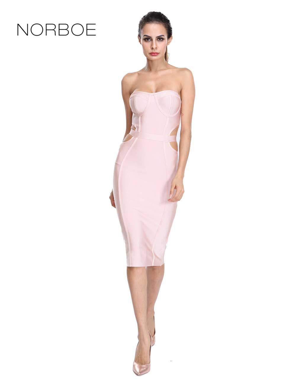 Online Get Cheap Tight Strapless Dress -Aliexpress.com  Alibaba Group