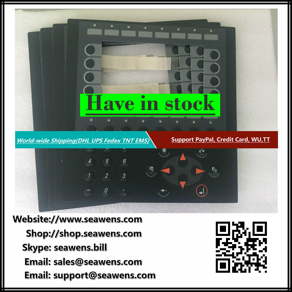 все цены на  Membrane keypad for Beijer Electronics AB Operator Interface E600 Repair NEW 100%,Fast Shipping  онлайн